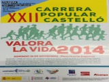 "XXII Carrera popular ""Valora la vida"""