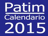 CALENDARIO SOLIDARIO 2015 DE PATIM
