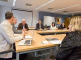 El rector de l'UJI destaca el compromís amb el desenvolupament social de les empreses i ONGs de la Taula de la Responsabilitat de Castelló