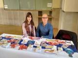 Patim participa en la Feria de ONG del IES Llombai de Burriana