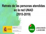 PRESENTACIÓN DEL RETRATO DE LAS PERSONAS ATENDIDAS EN LA RED UNAD (2015-2019)