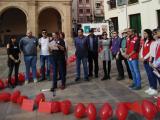 CASTELLÓ SE MOVILIZA CONTRA EL ESTIGMA DEL VIH
